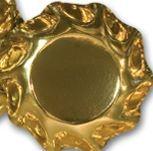 Metallic Gold Bowls