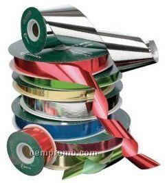 """Metallic Ribbon - 1 1/4""""X100 Yards"""