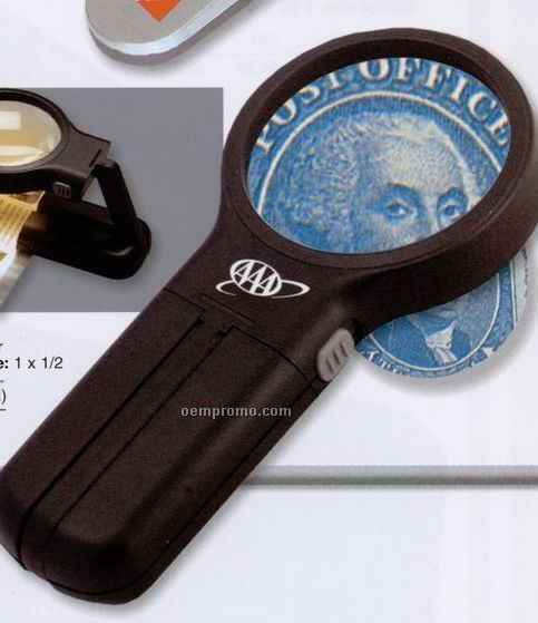 Foldable Lighted Magnifier