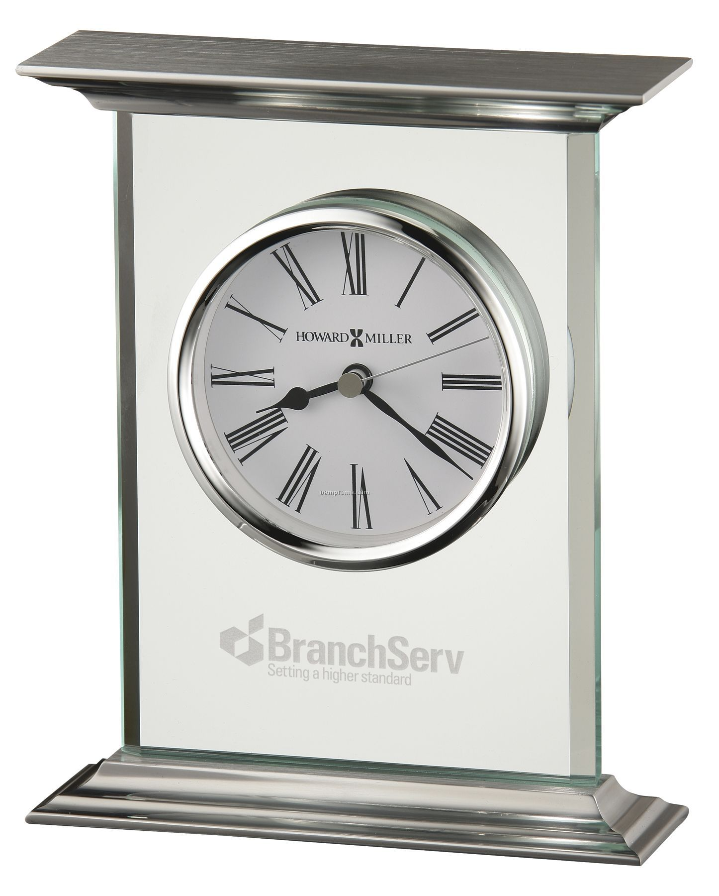 Howard Miller Clifton Corporate Gift Clock (Blank)