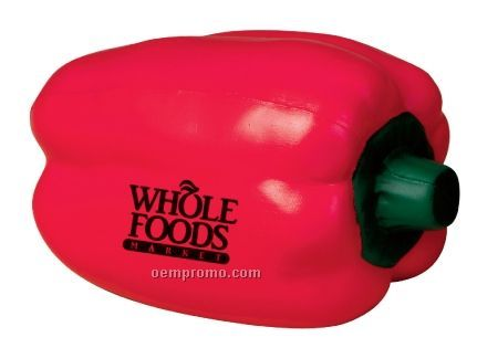 Red Pepper Squeeze Toy
