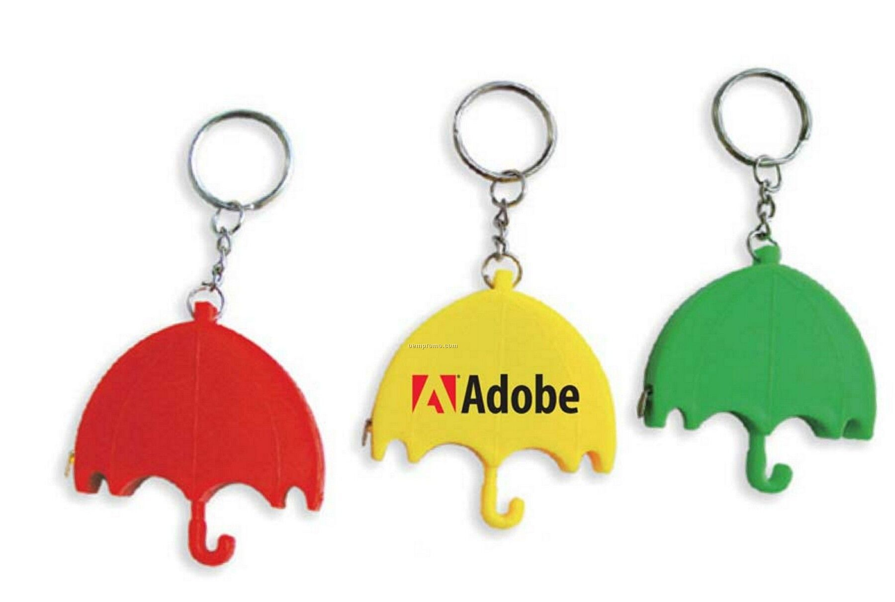 Umbrella Shape Tape Measure With Key Holder