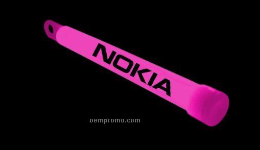 "6"" Premium Pink Glow Sticks"