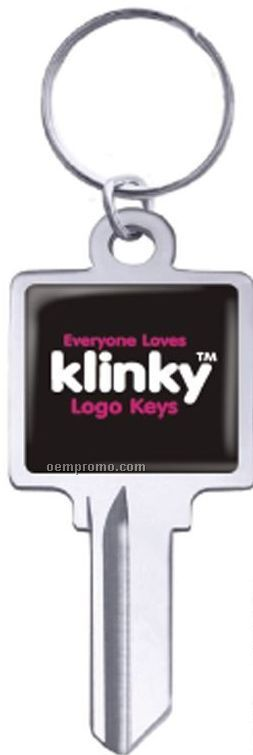 Klinky Original Branded House Key