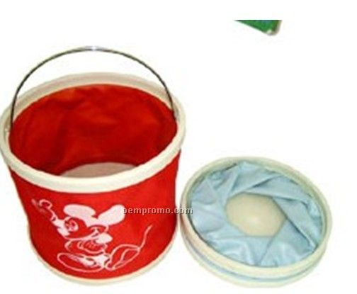 Mini Foldable Bucket 2l China Wholesale Mini Foldable