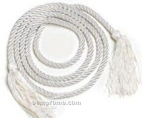 Wolfmark White Honor Cord
