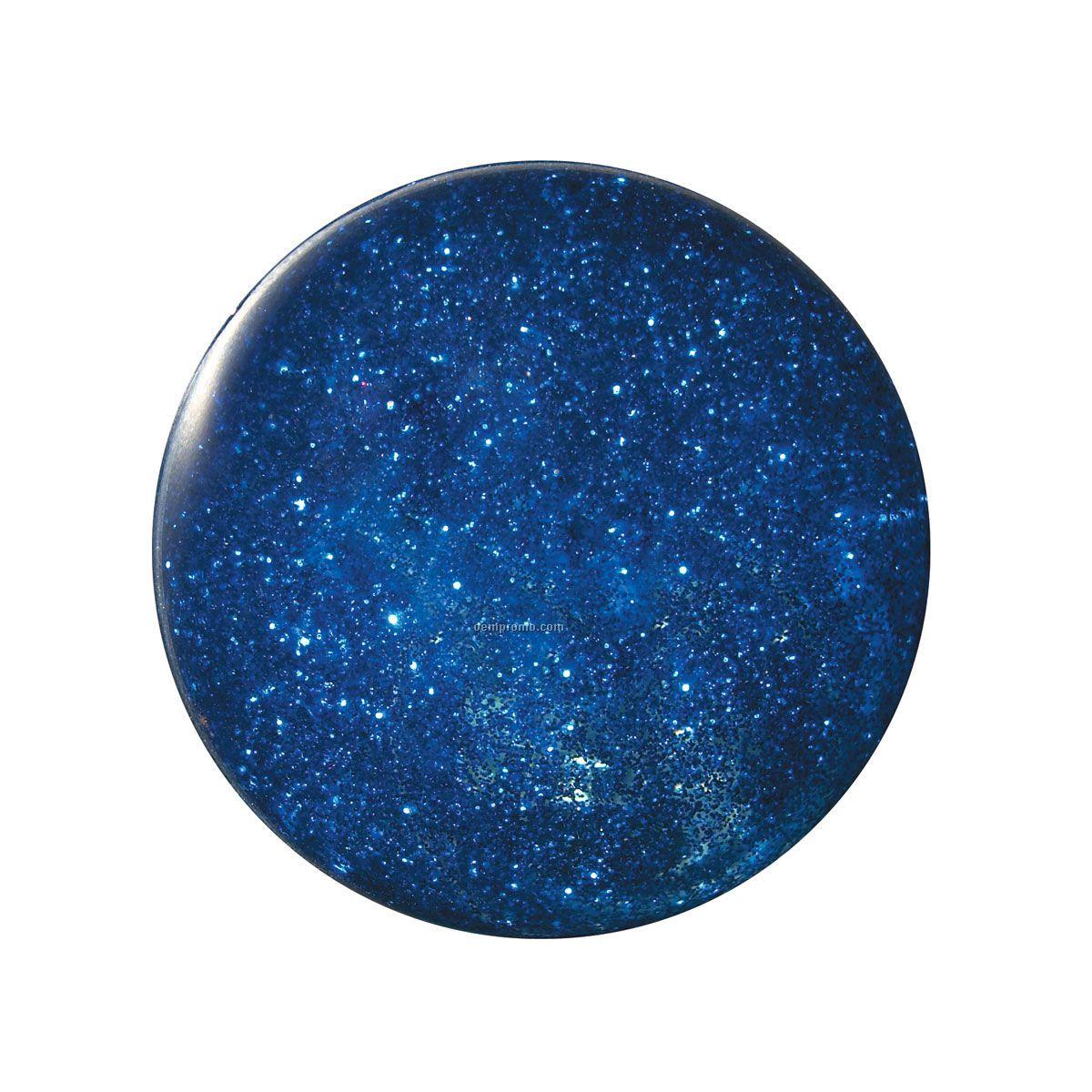 Glitter Light Up Bouncy Ball - Blue,China Wholesale Glitter