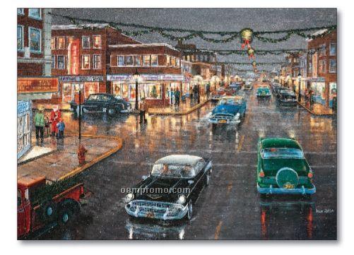 Main Street - 'tis The Season Greeting Card Calendar (Ends 9/1/11)