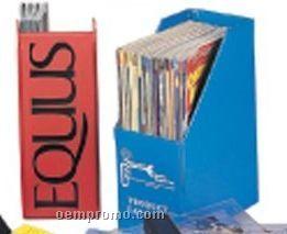 "Vinyl Magazine File (2 3/4"" Capacity)"