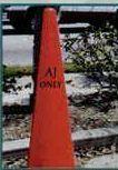 """6"""" Safety Cones"""