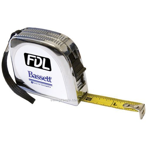 12 Ft. Tape Measure With Lock