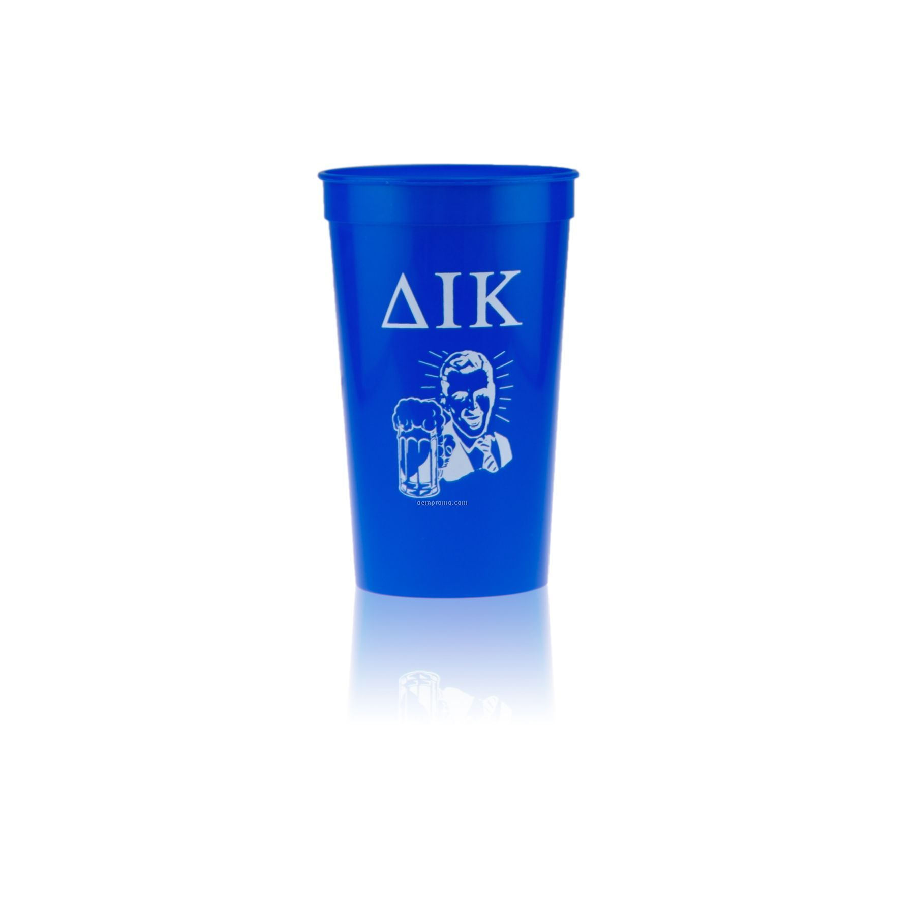 22 Oz. Stadium Cup Blue