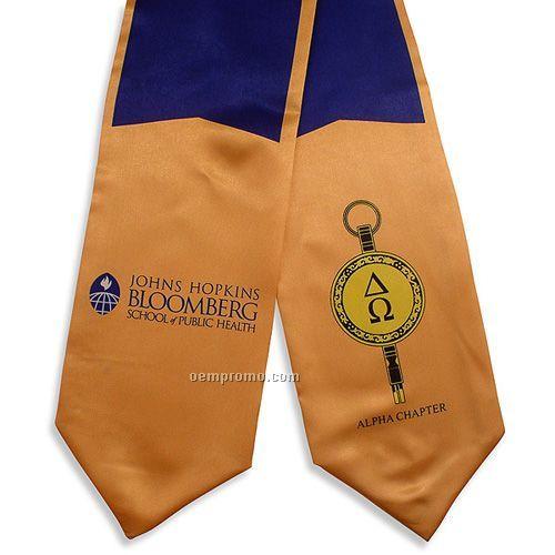 Custom Graduation Sash