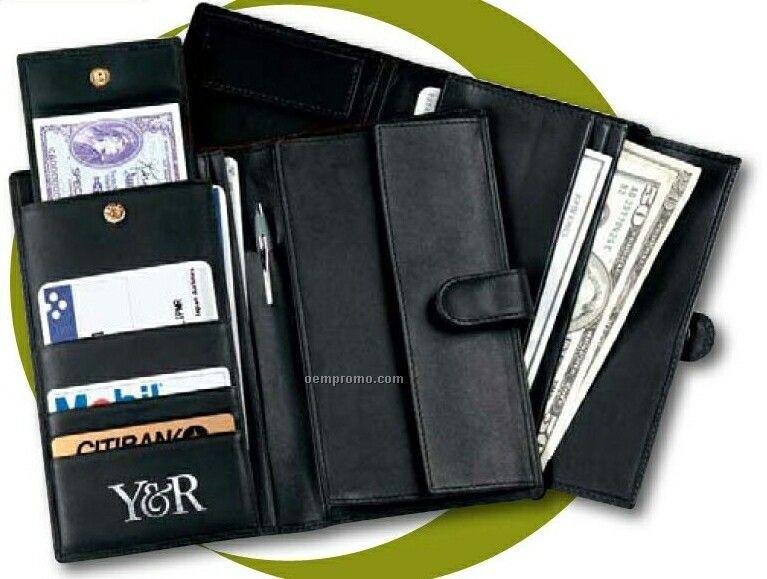 Multi-currency Passport Case