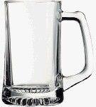 15 Oz. Arc Clear Sport Beer Mug
