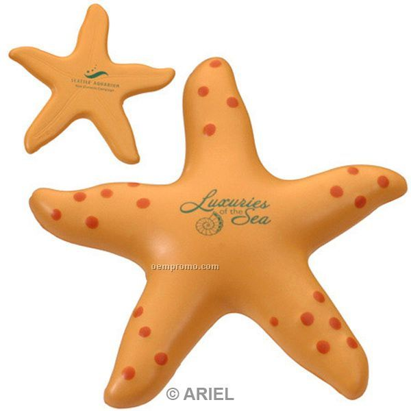 Starfish Squeeze Toy
