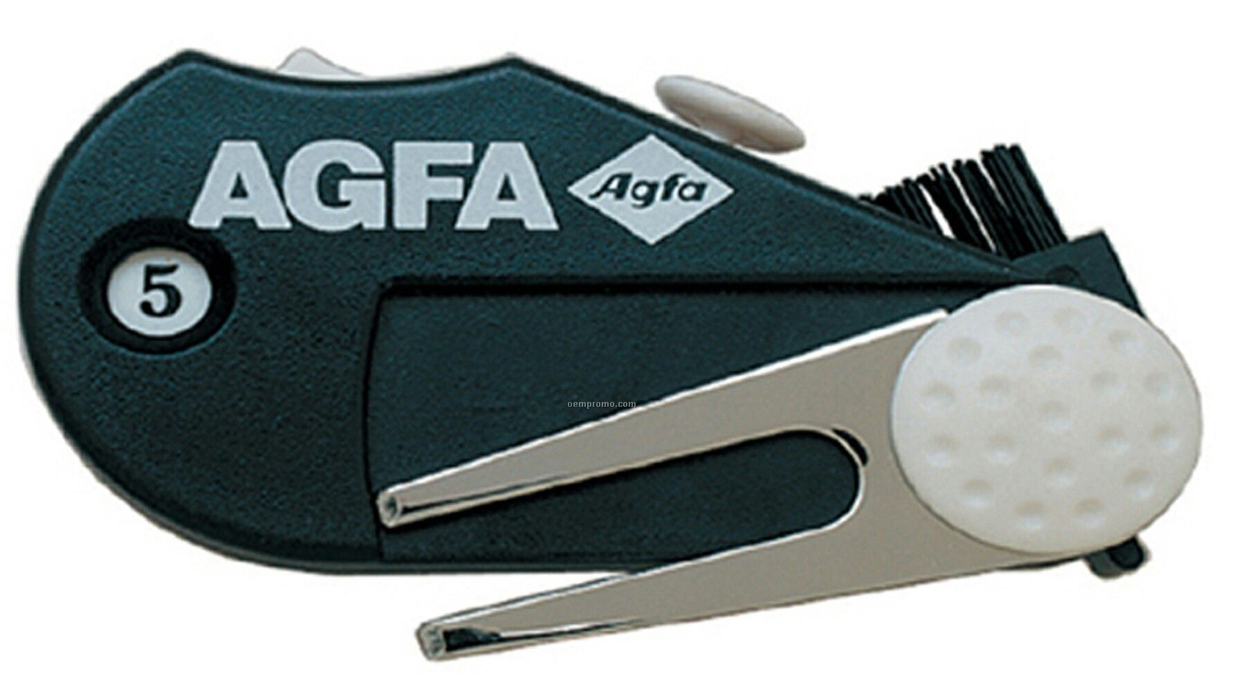 Golf Tool With Score Counter, Divot Tool , Ball Marker--6 Day Production