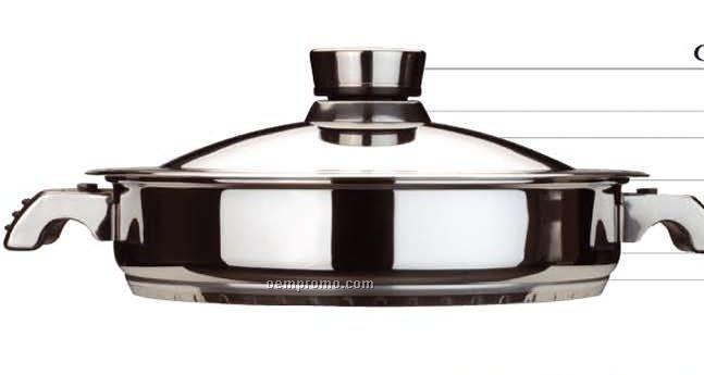 "Orion Non Stick Deep Braiser Pot (11"")"