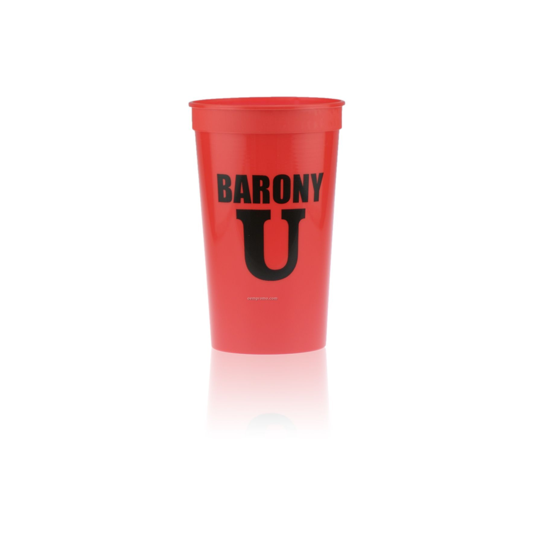 22 Oz. Stadium Cup Red