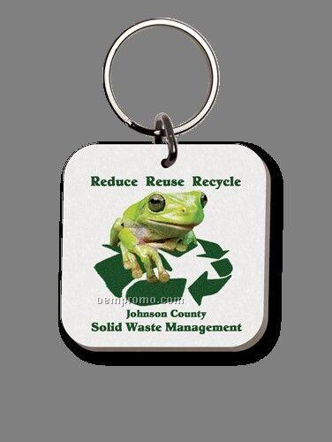 Eco Square - Large Rc Shape Key Tags