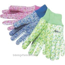 Ladies' Cotton Gardening Gloves