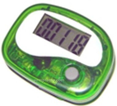 Pedometer With Belt Clip