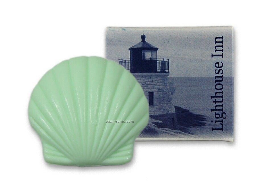 Sea Shell Boxed Soap 1.33 Oz.
