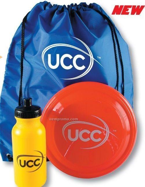 Picnic Kit With Backpack / Bike Bottle / Flyer