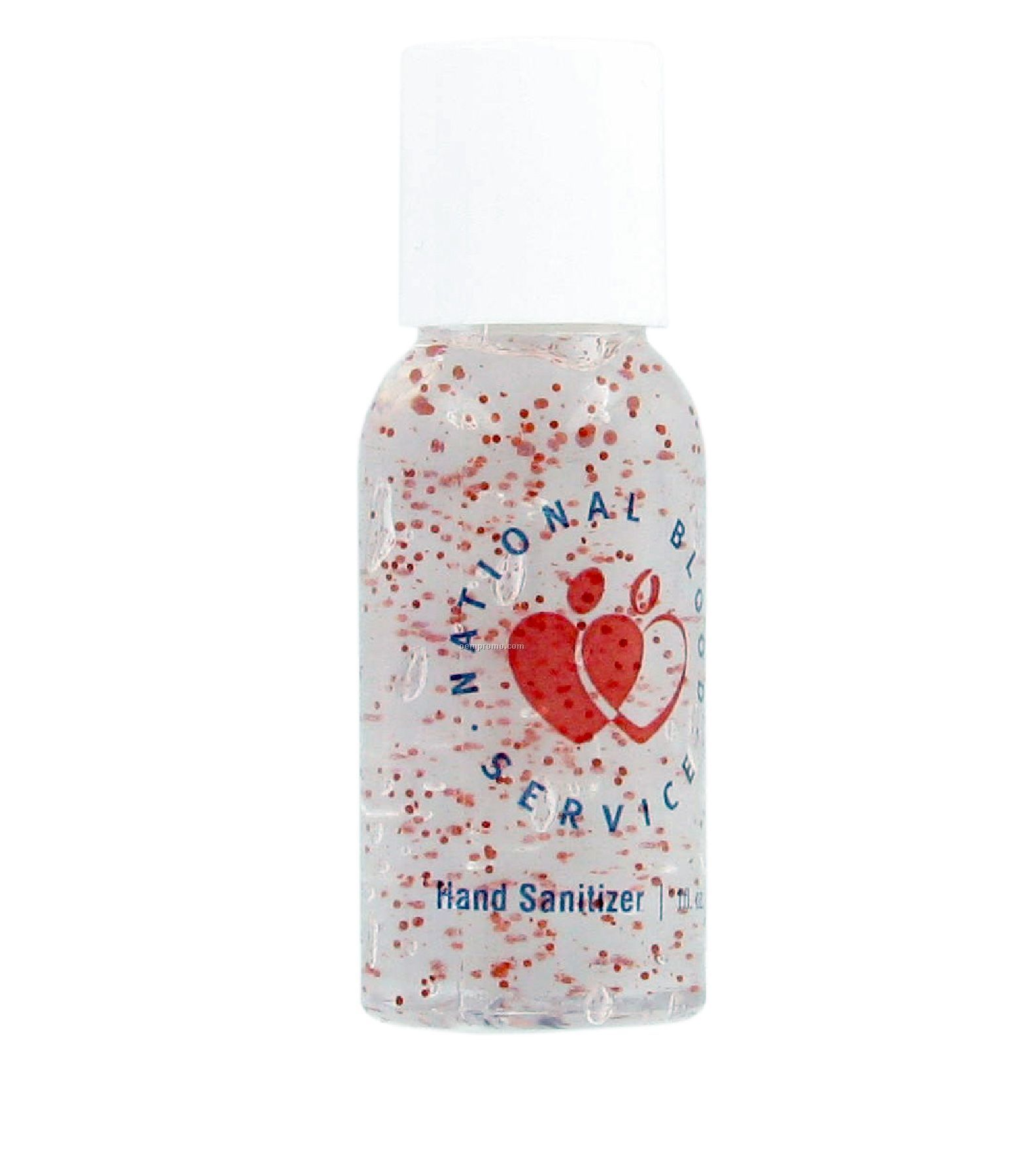 1 Oz. Moisture Bead Sanitizer In Round Bottle