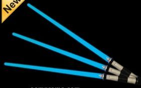 Blank 22 LED Blue Saber Space Weapon