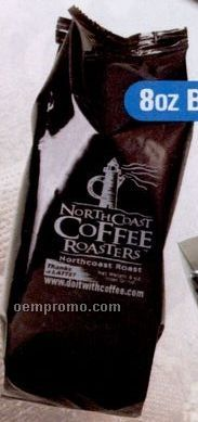 Decaf 8 Oz. Fresh Bag Of Ground Premium Coffee