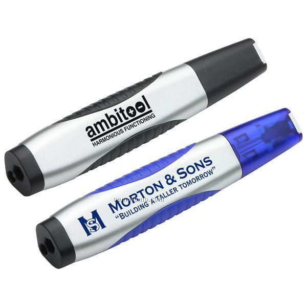 Level Light Screwdriver Pen Tool