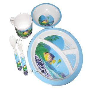 Children's Dinnerware Set