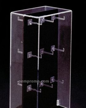 "Earring 3"" Card Dispenser / Jewelry Display (12.5""X14.5""X4.5"")"