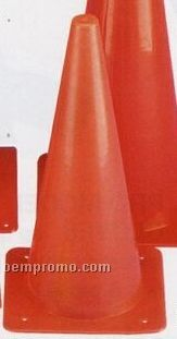 "Hi Visibility Soccer Safety Cone (12"")"