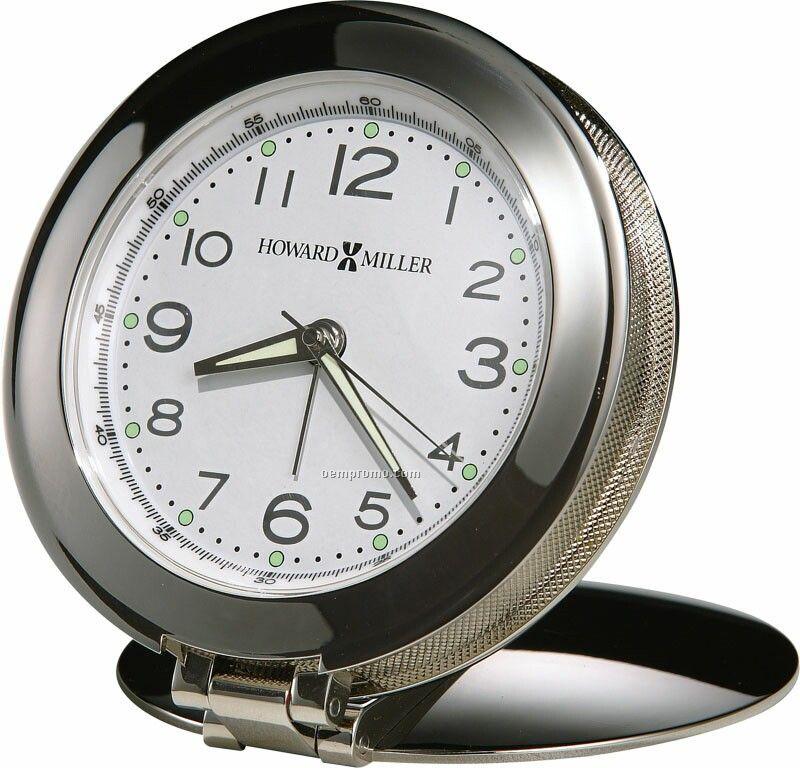 Howard Miller Crescendo Travel Alarm Clock (Blank)