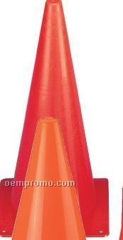 "Hi Visibility Soccer Safety Cone (15"")"
