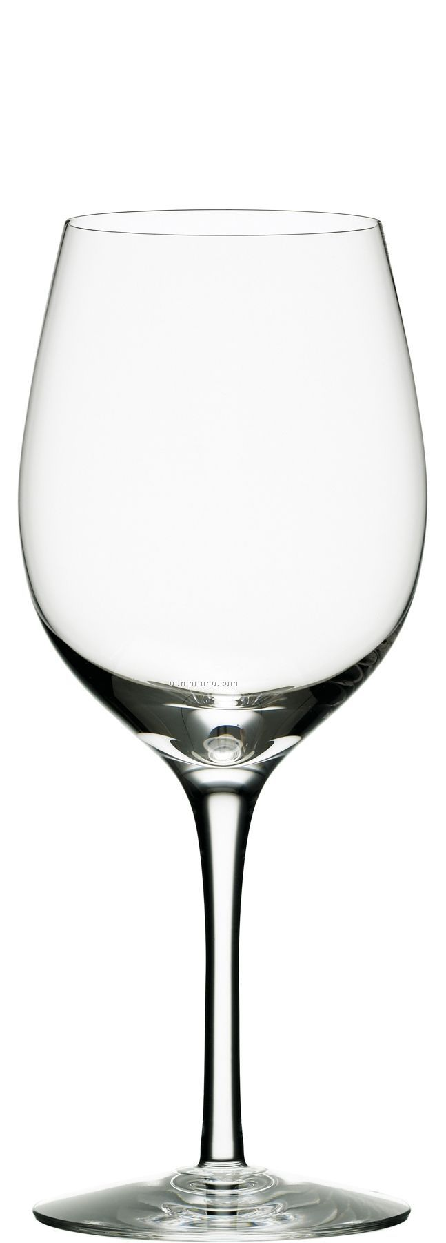 Merlot Crystal 14 3/4 Oz. Wine Glass By Erika Lagerbielke