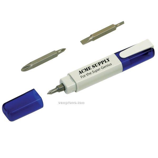 Quick Fix Screwdriver Pen
