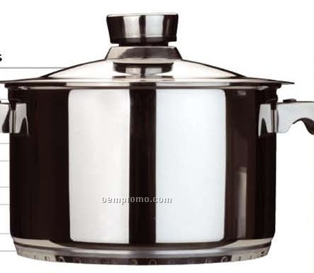 """11"""" Orion Covered Stockpot"""