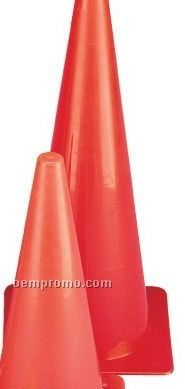 "Hi Visibility Soccer Safety Cone (18"")"