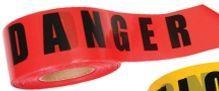 Danger Barricade Tape