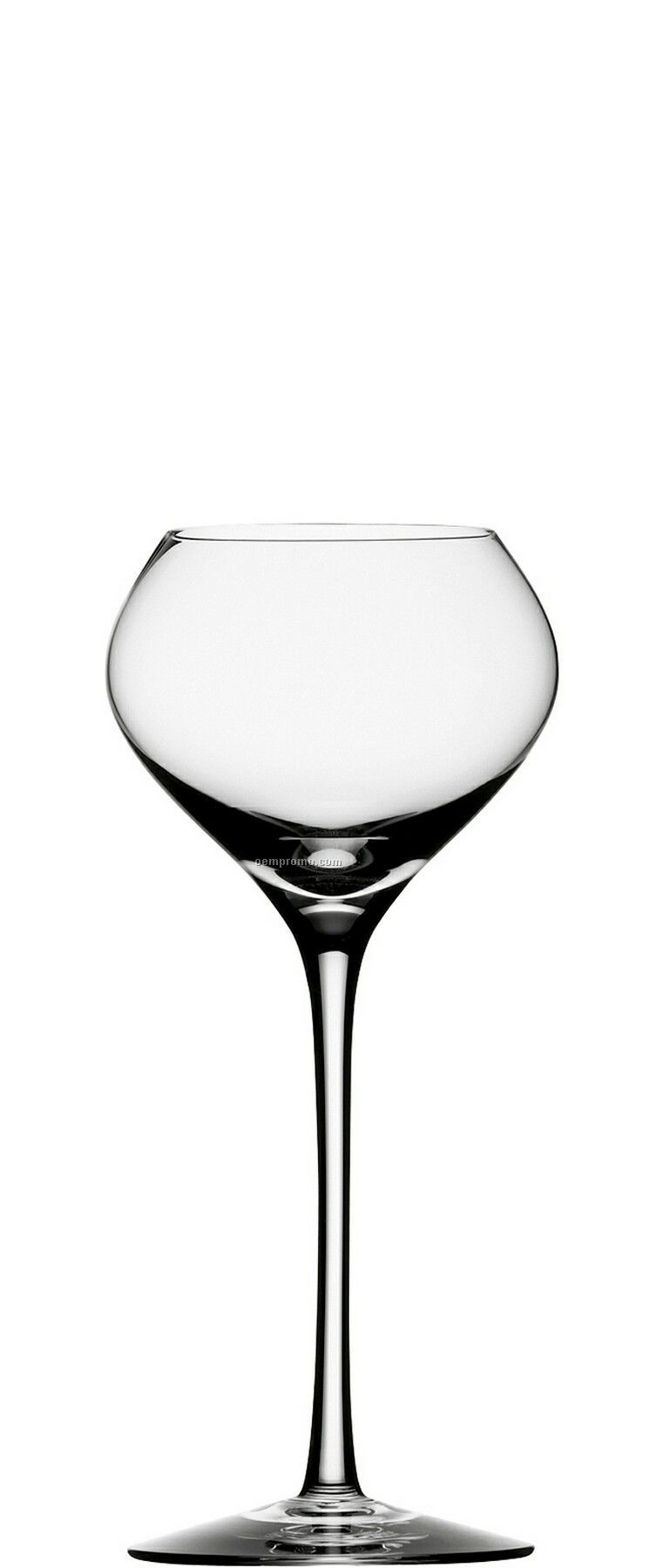 "Difference ""Sweet"" Crystal Wine Glass W/ Flavor Enhance Design"