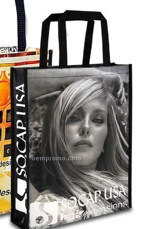 """Laminated Non Woven Polypropylene Shopping Bag (16""""X6""""X12"""")"""