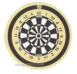"""Mylar - 2"""" Dart Board"""
