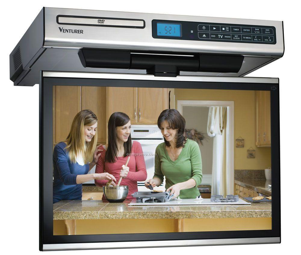 "Venturer 15"" Under Cabinet Lcd Tv/DVD,China Wholesale"