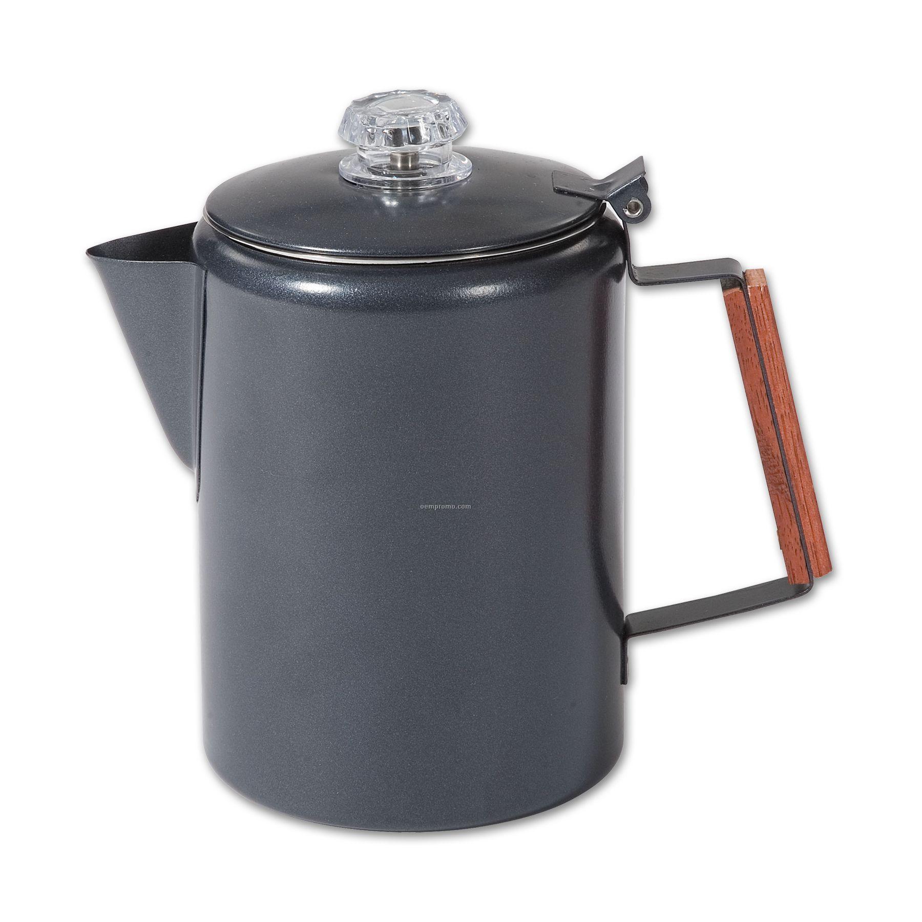 Stansport Percolator Coffee Pot - 9 Cup