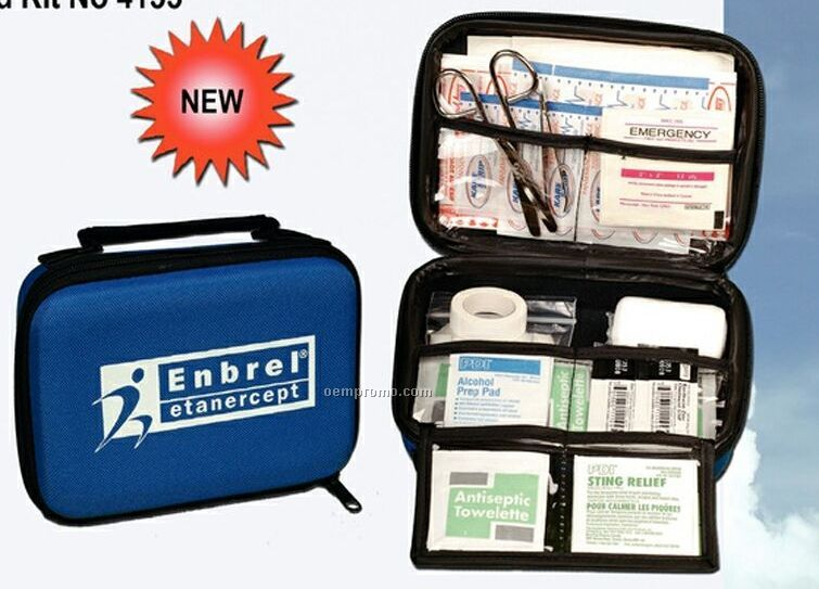 55 Piece Premium First Aid Kit