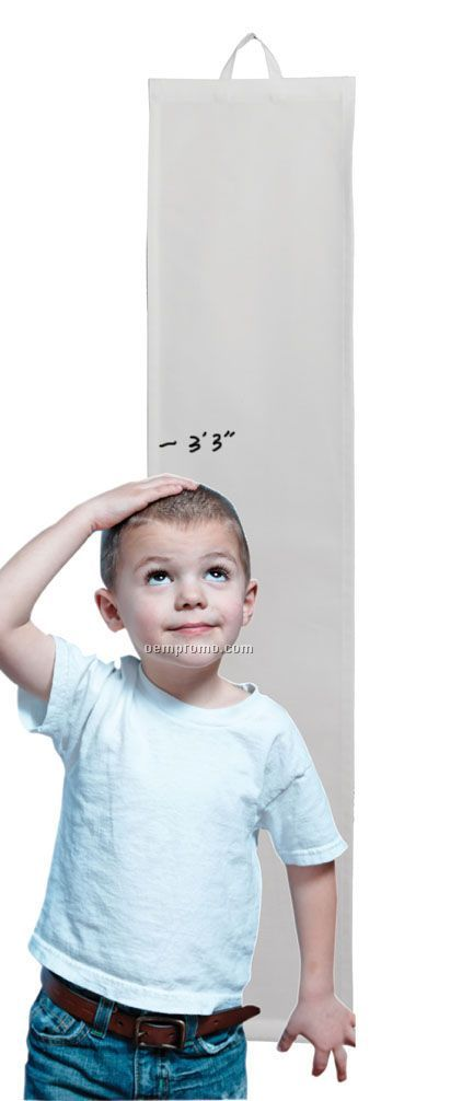 Canvas Twill Growth Chart