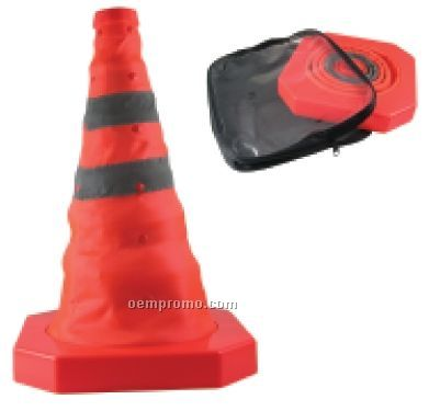 Collapsible Traffic Cone
